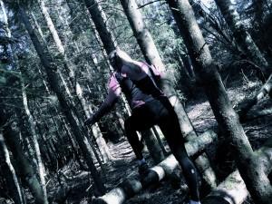 Janet i trailskogen